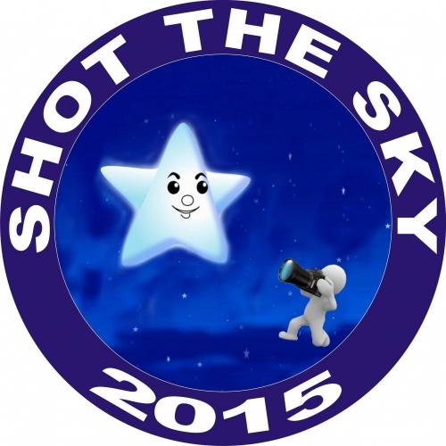 shot the sky